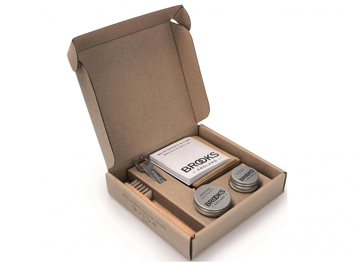 Brooks Premium Leder Zadel Onderhouds-Kit