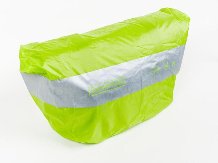 Brompton Regenhoes Limoen Kort G- & S-Bag met Houtje