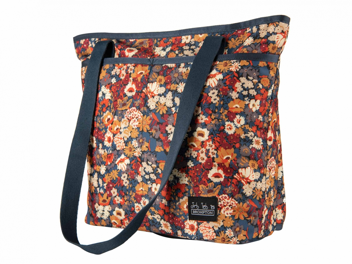 Brompton Borough Tote Bag S Liberty incl. Frame & Regenhoes
