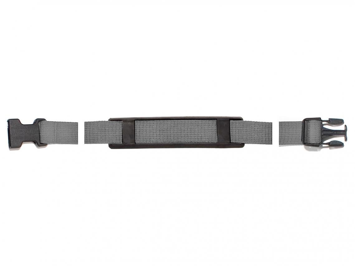 Ortlieb Draagriem Grijs Back- & Sport-Roller 80cm Stealth E202