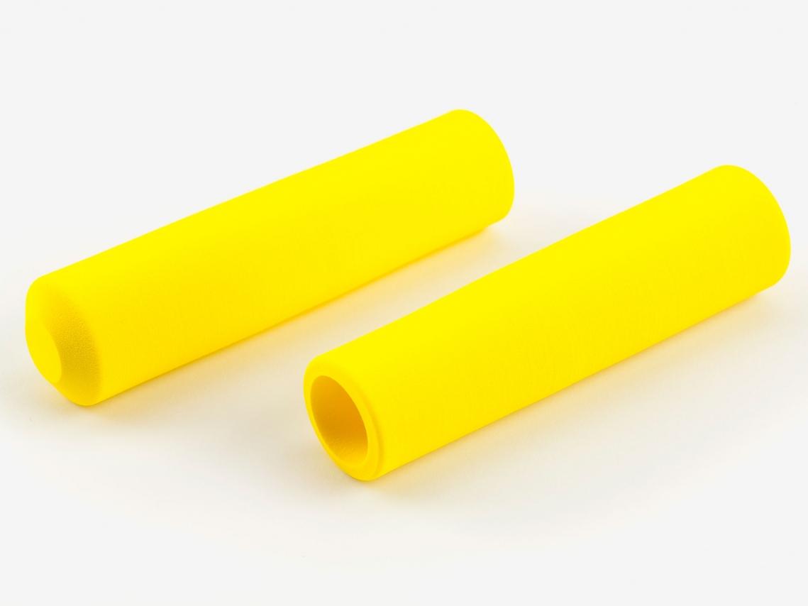 Brompton Handvatten Sport Stuur 130mm Geel