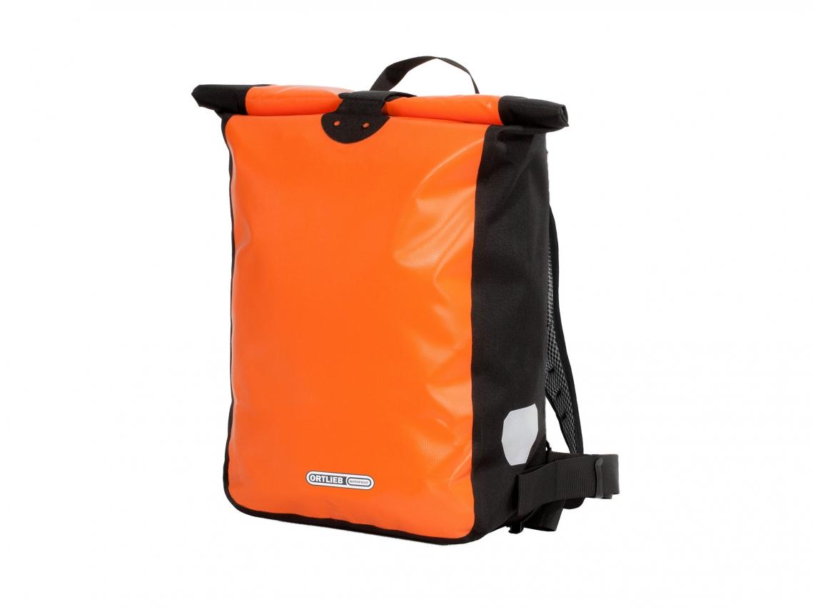 Ortlieb Messenger-Bag 39L Oranje-Zwart
