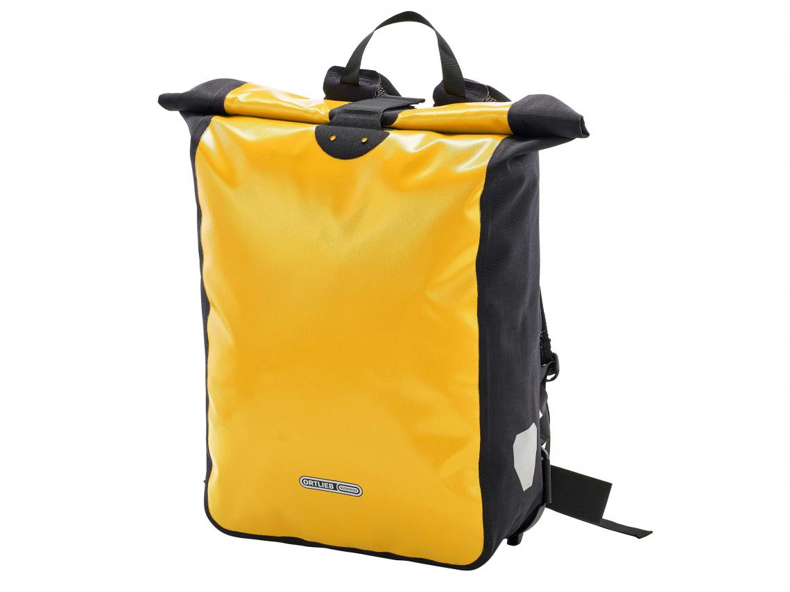 Ortlieb Messenger-Bag 39L Koeriertas Zongeel-Zwart