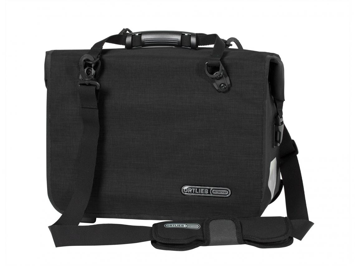 Ortlieb Office-Bag QL2.1 Aktentas Large Cordura Zwart