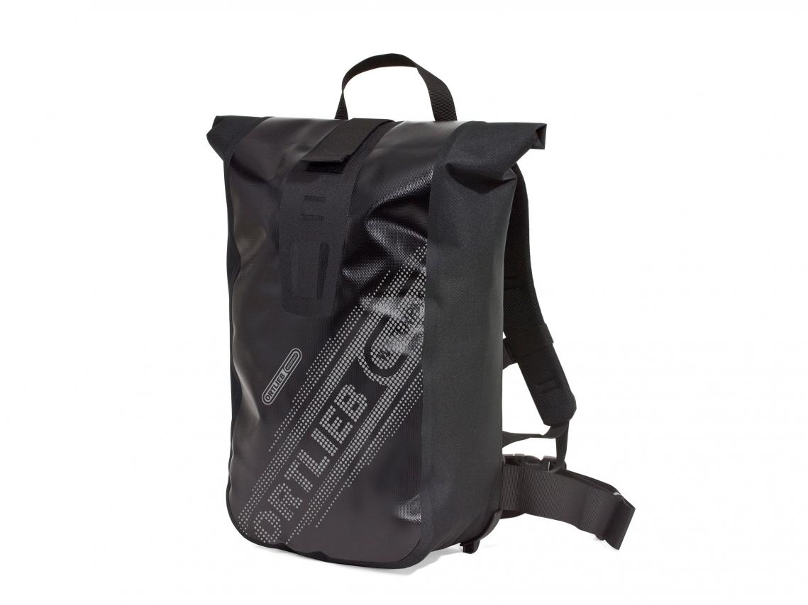 Ortlieb Velocity B&W Rugzak 24L Zwart-Wit