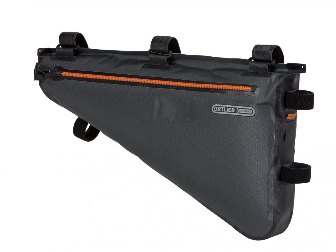Ortlieb Frame-Pack Frametas 6L Large Leigrijs