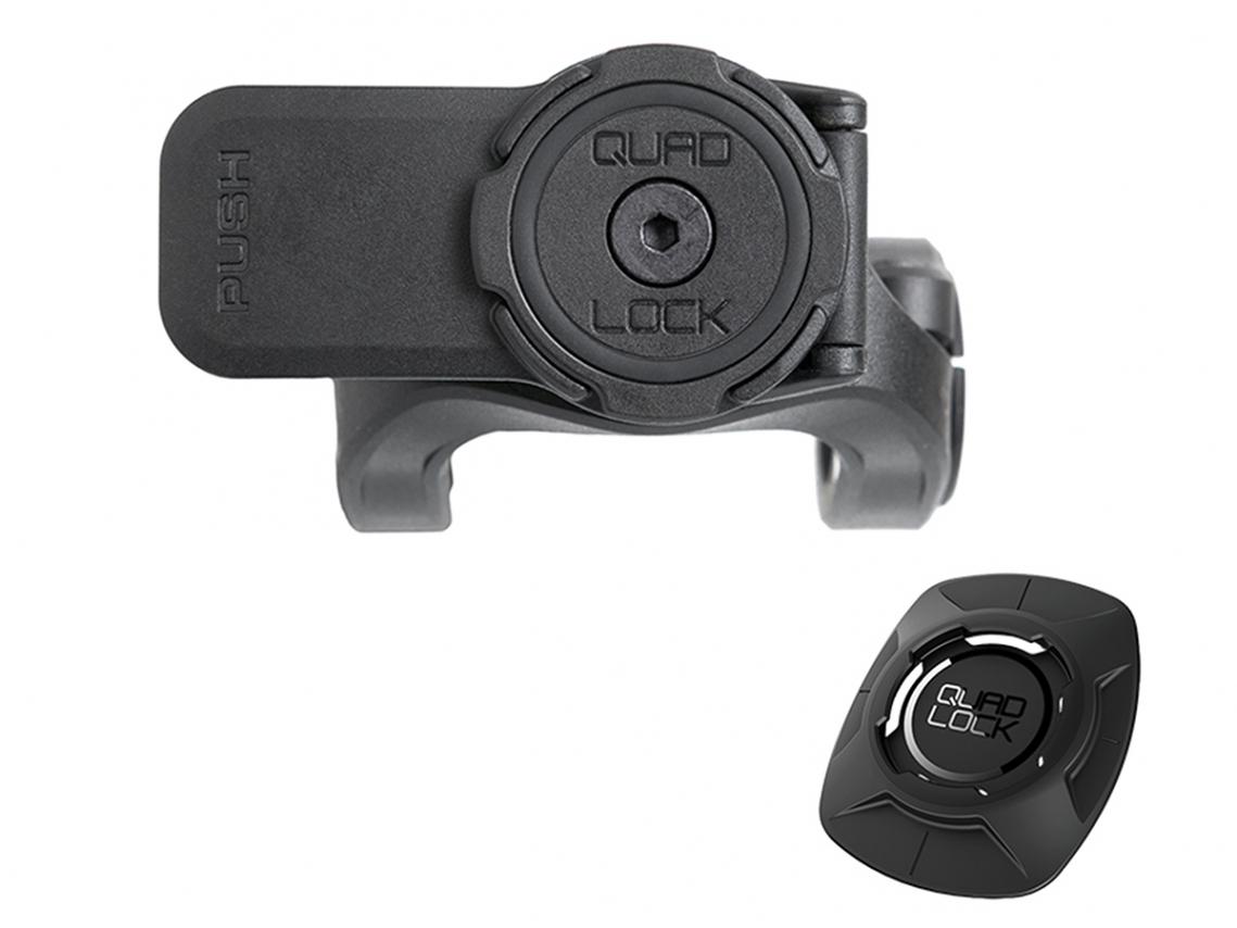 Brompton Quad Lock Telefoonhouder met Adapter