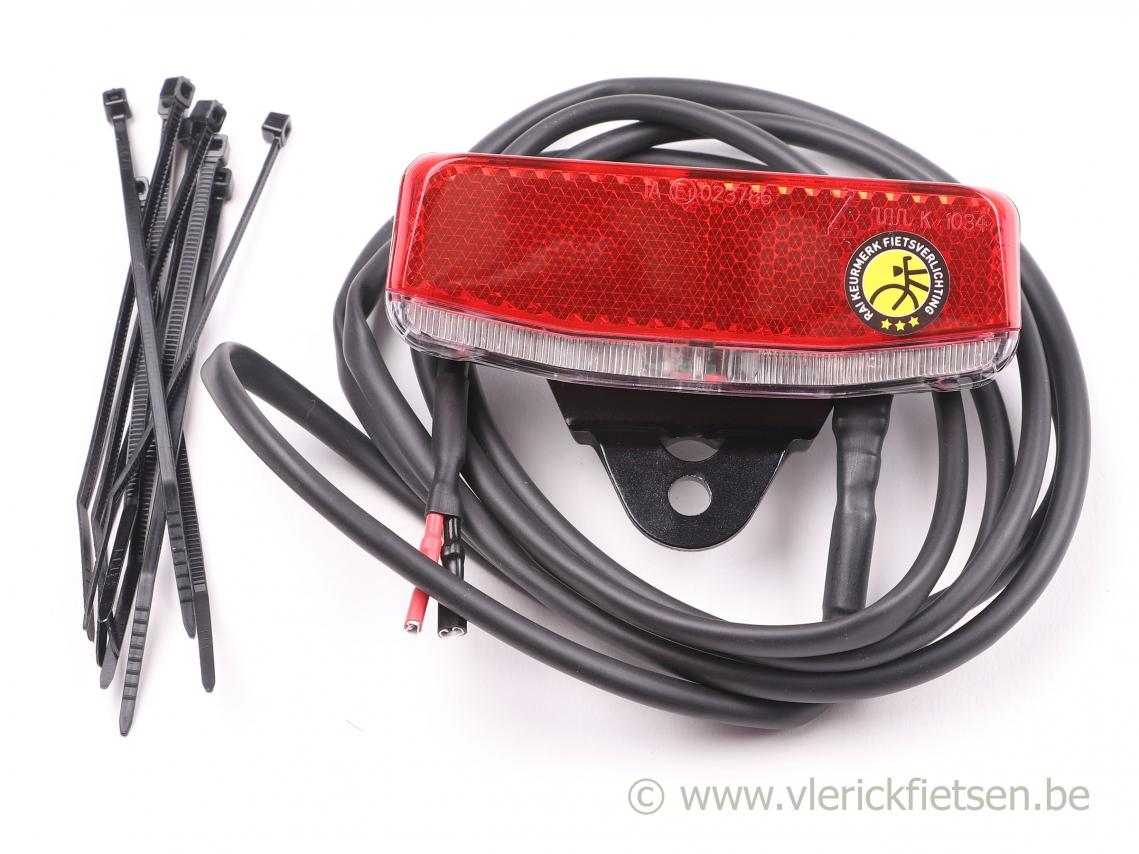 Brompton Electric Achterlicht inclusief Kabel en Bevestiging