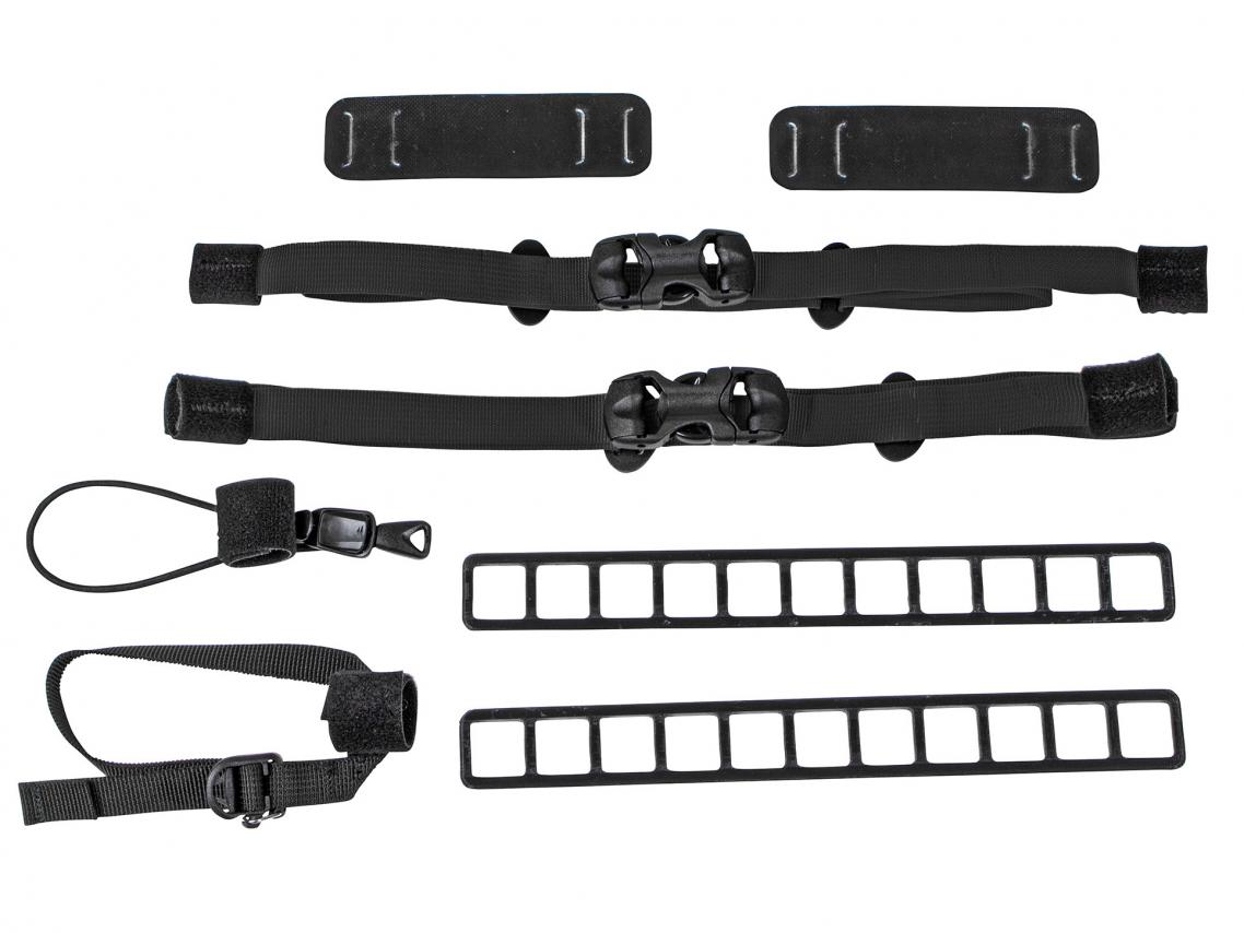 Ortlieb Atrack Attachment Kit voor Uitrusting