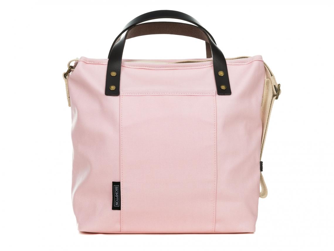 Brompton Tote Bag met ritssluiting incl. Frame & Regenhoes Cherry Blossom