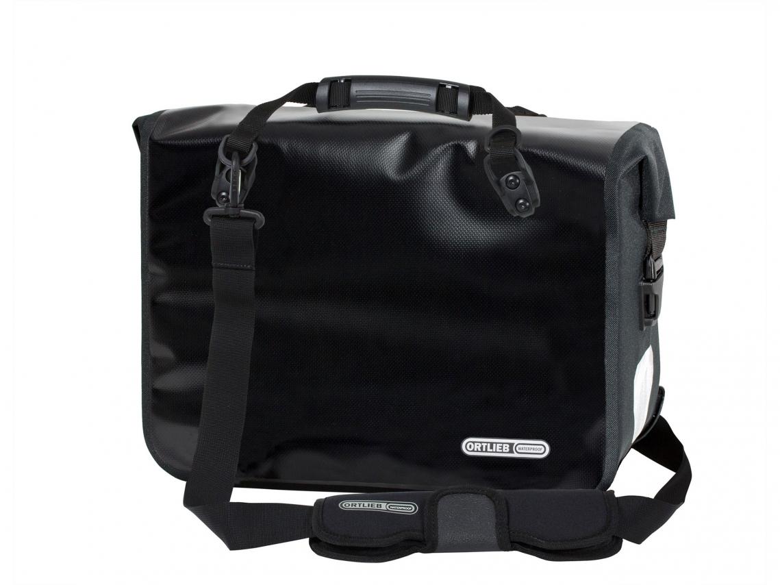 Ortlieb Office-Bag QL3.1 Aktentas Large PVC Zwart