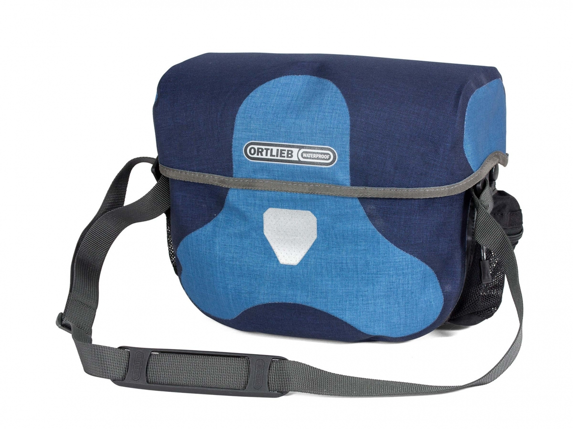 Ortlieb Ultimate Six Plus 7L Denim-Staalblauw