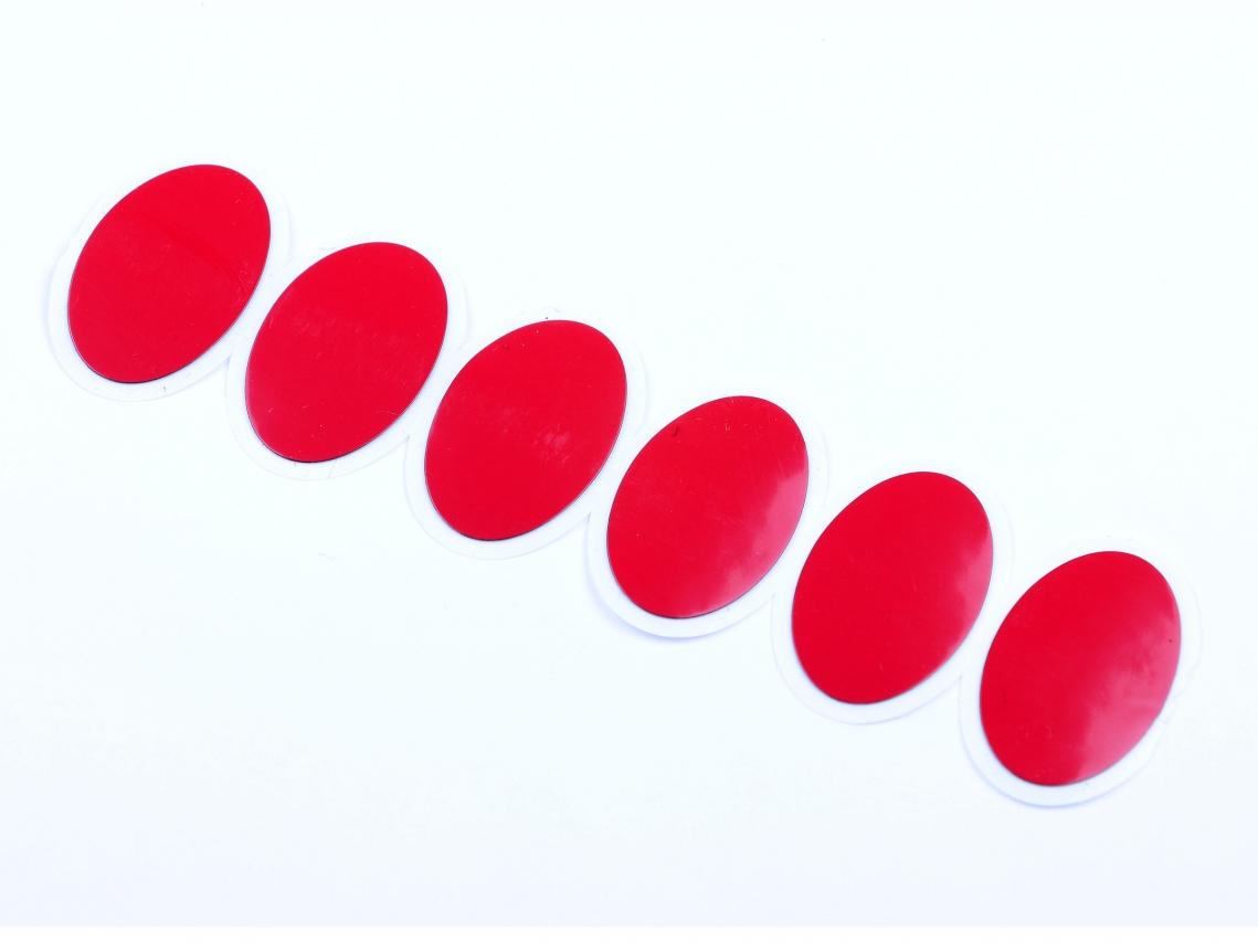 Brompton Toolkit: Bandplakkers (6stuks)