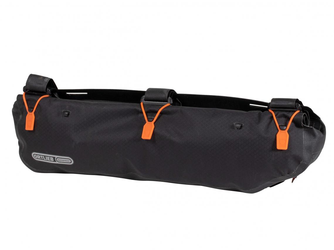 Ortlieb Frame-Pack RC Toptube Frametas 4L Zwart mat