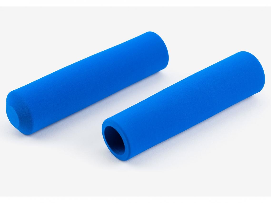 Brompton Handvatten Sport Stuur 130mm Blauw