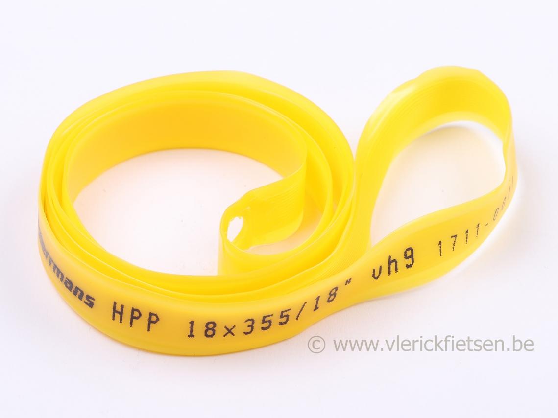 Brompton Velglint HPP Geel voor alle type velgen
