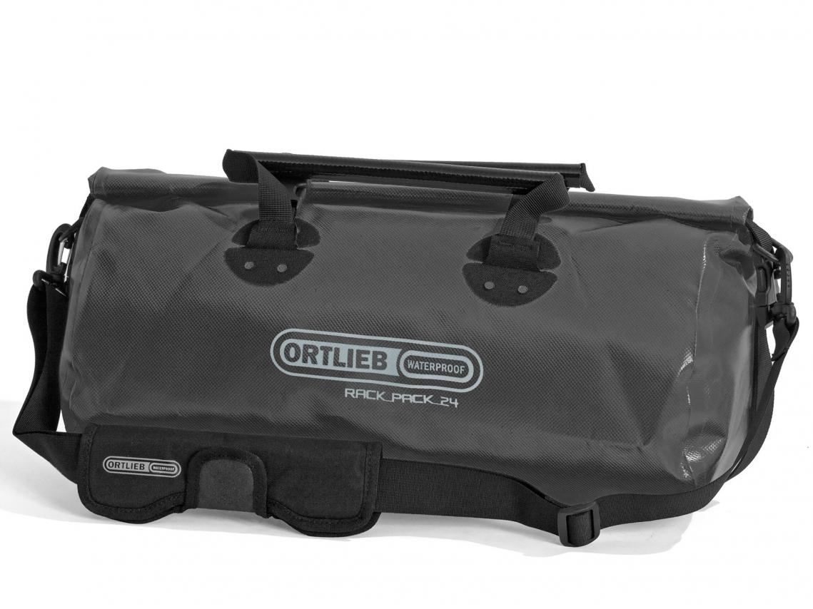Ortlieb Rack-Pack S Reis- & Sporttas 24L Asfalt
