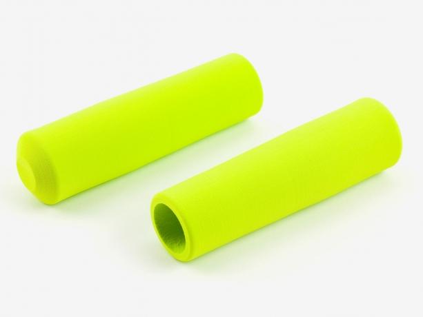 Brompton Handvatten vr. Modal Stuur Hoge Versie Limoen Groen