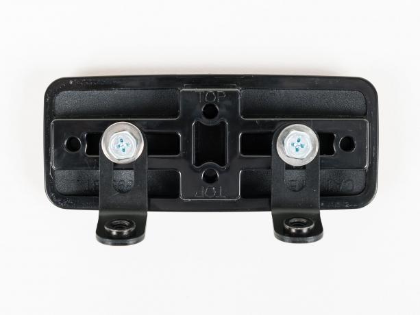 Brompton Achterreflector + Bevestigingshaken R-versie Zwart