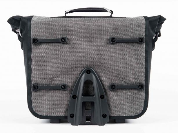 Brompton Ortlieb O-Bag New Grijs