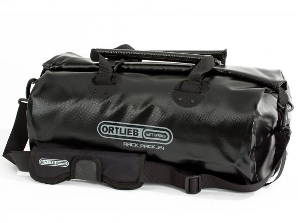Ortlieb Rack-Pack S Reis- & Sporttas 24L Zwart