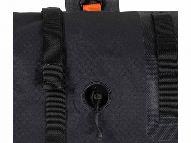 Ortlieb Stuurtas Handlebar-Pack Zwart mat