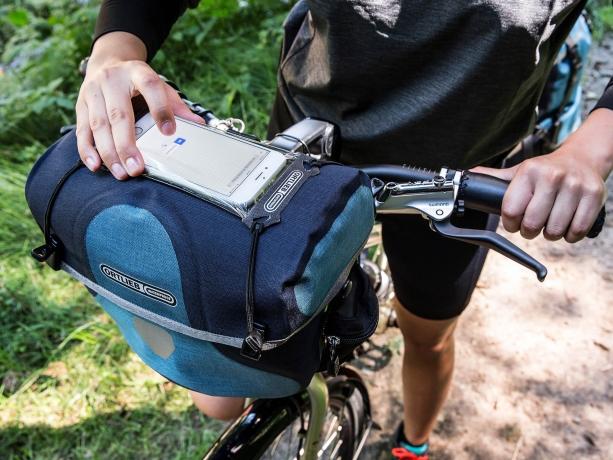 Ortlieb Safe-It Medium Water- en Stofdichte Beschermtas Zwart