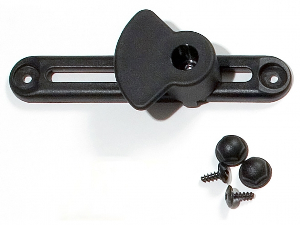Ortlieb QL1 Grendelhaak 16mm onder + Geleider E110