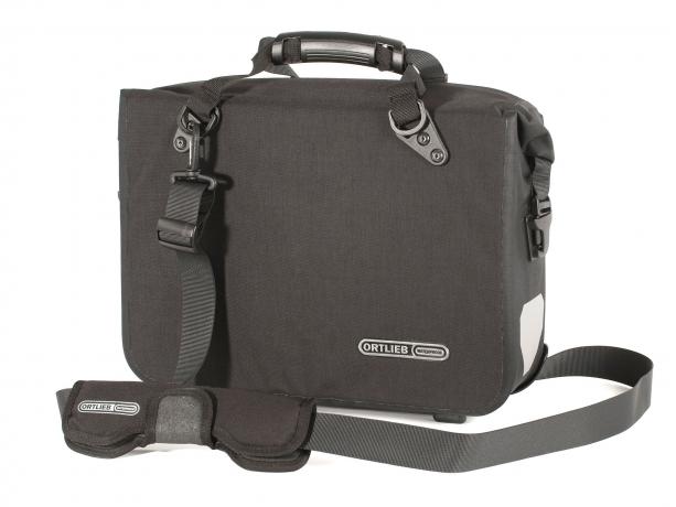 Ortlieb Office-Bag QL2.1 Aktentas Medium Cordura Zwart