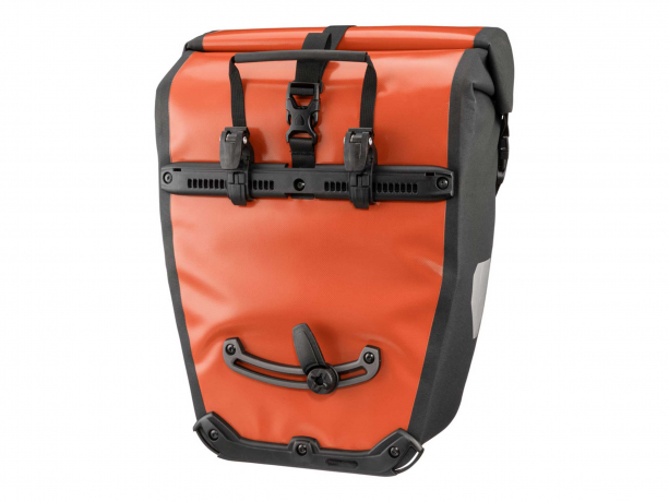 Ortlieb Back-Roller Free QL2.1 Achtertassen Roest-Zwart