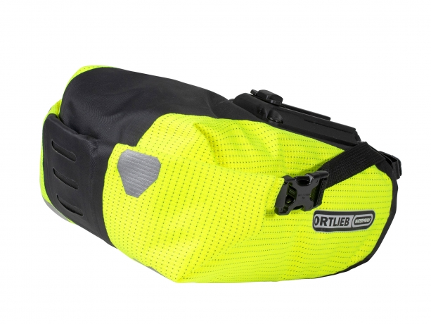 Ortlieb Saddle-Bag Two High Visibility Zadeltas Neon-Zwart