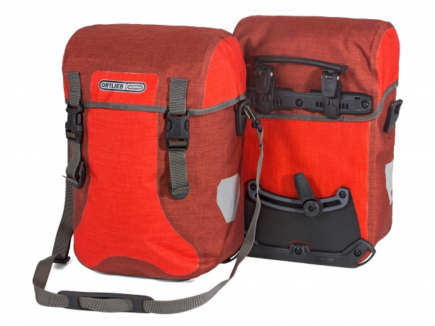Ortlieb Sport-Packer Plus QL2.1 Voortassen Limoen-Mosgroen