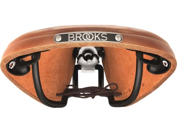 Brooks B17 Narrow Imperial Zadel Honing