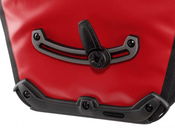 Ortlieb Back-Roller Classic QL2.1 Achtertassen Rood-Zwart
