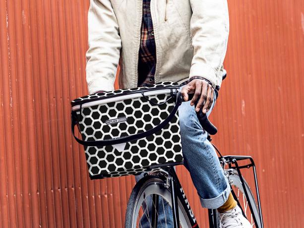 Ortlieb Stuurmand Up-Town Design Honeycomb