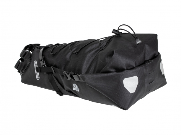 Ortlieb Seat-Pack L Zadeltas 16.5L Limited Edition Zwart