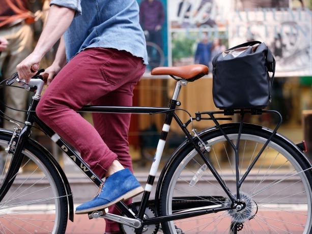 Ortlieb Fietsmand Bike-Basket M Chili-Signaalrood