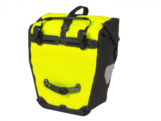 Ortlieb Back-Roller High Visibility Singel Neon Geel-Zwart