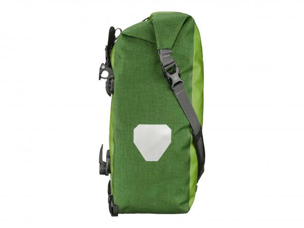 Ortlieb Back-Roller Plus QL2.1 Achtertassen Limoen-Mosgroen