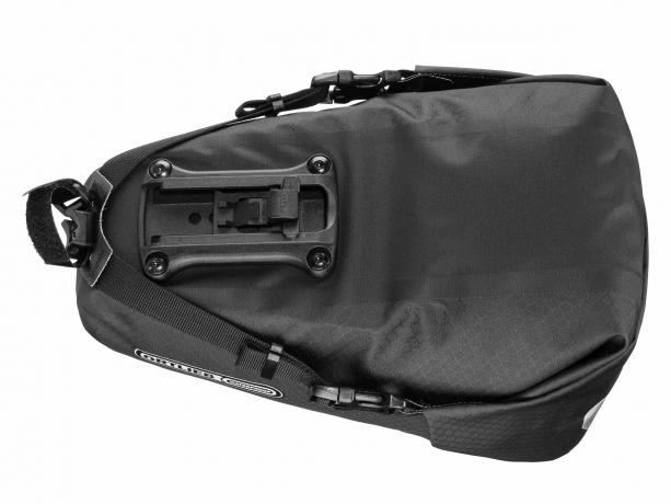 Ortlieb Saddle-Bag Two Zadeltas 4.1L Zwart mat