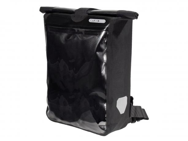 Ortlieb Messenger Bag Pro 39L Koeriertas Zwart