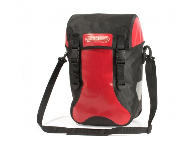 Ortlieb Sport-Packer Classic QL2.1 Voortassen Rood-Zwart