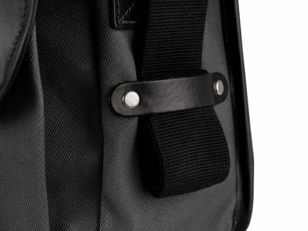 Game Bag Medium incl. frame en hoes Rookgrijs