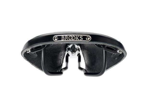 Brooks B17 Standard Zadel Zwart