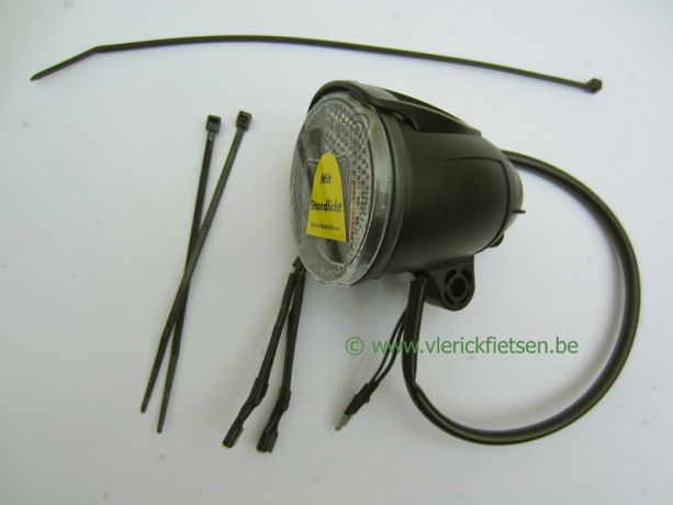 Brompton Koplamp B&M IQ Cyo Senso Plus LED voor Son