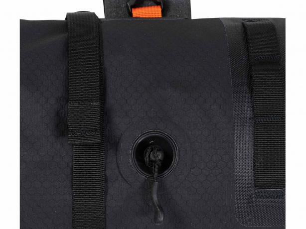 Ortlieb Stuurtas Handlebar-Pack 15L Zwart mat