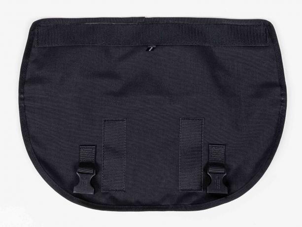 Brompton Sluitflap voor S-Bag Zwart