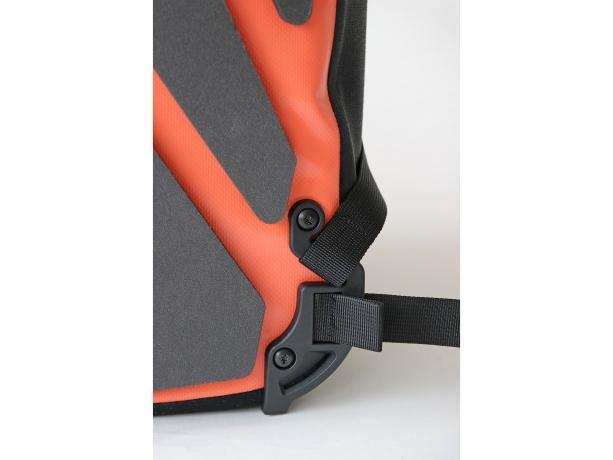 Ortlieb Velocity Rugzak Design 23L 2020 Maze Oranje-Petrol