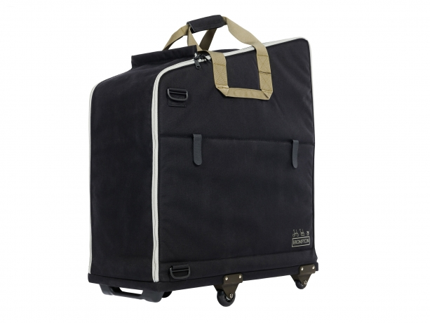 Brompton Gepolsterde Travel Bag op 4 Wieltjes
