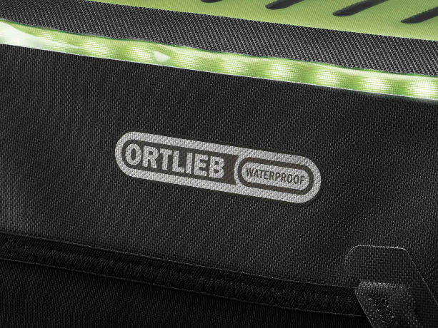 Ortlieb Stuurtas E-Glow Zwart